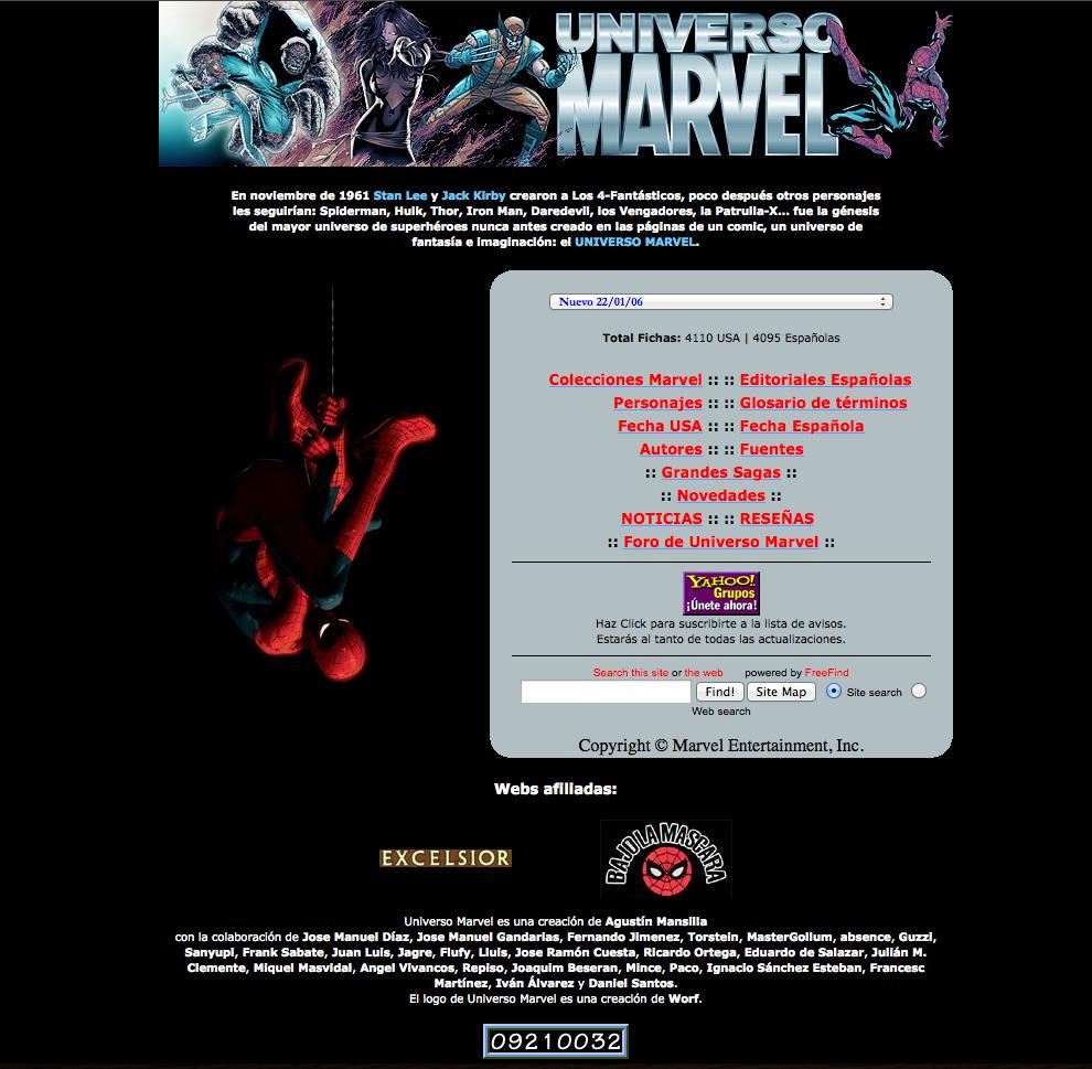 Universo Marvel 2.0