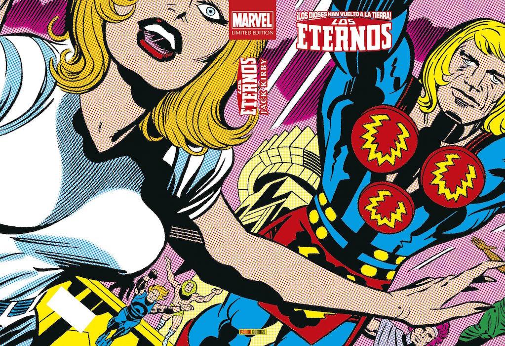 Marvel Limited Edition Los Eternos