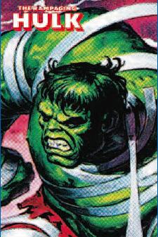 mle rampaging hulk