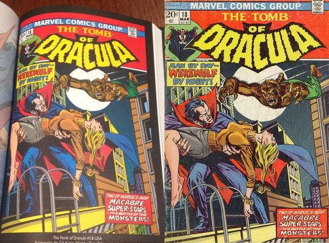 Marvel solía cambiar muy a menudo las caras en las portadas, y en este caso en concreto lo apoyo