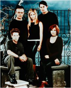 Reparto de Buffy