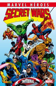 Marvel Héroes 63 Secret Wars Integral