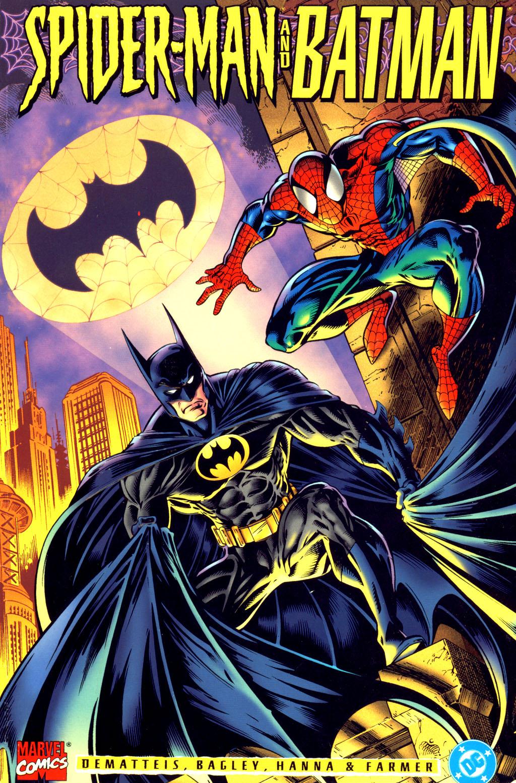 """Así nos lo vendían en Vértice: """"Super Star, el cómic en cuyos relatos participan héroes tan famosos como Spiderman y Batman."""" ¡¡Luego resultó que la araña era de Krypton!! Los dos personajes sí tendrían ocasión de coincidir con posterioridad en un número especial editado por Marvel en 1995, con J.M. DeMatteis y Mark Bagley como equipo creativo. En 1997 le seguiría un segundo one-shot, esta vez presentado por DC, donde DeMatteis repetía como guionista y Graham Nolan le daba réplica en la parcela gráfica."""