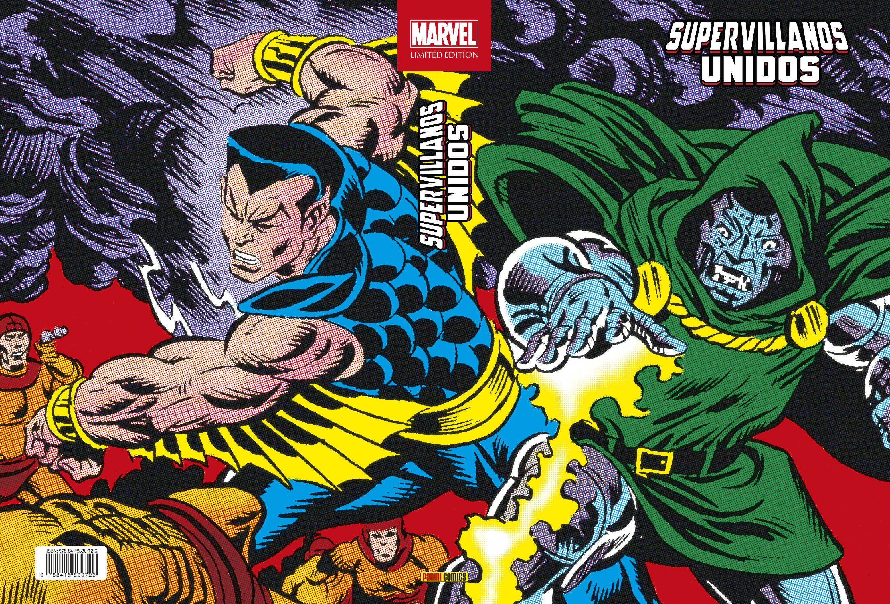 Marvel Limited Edition. Supervillanos Unidos