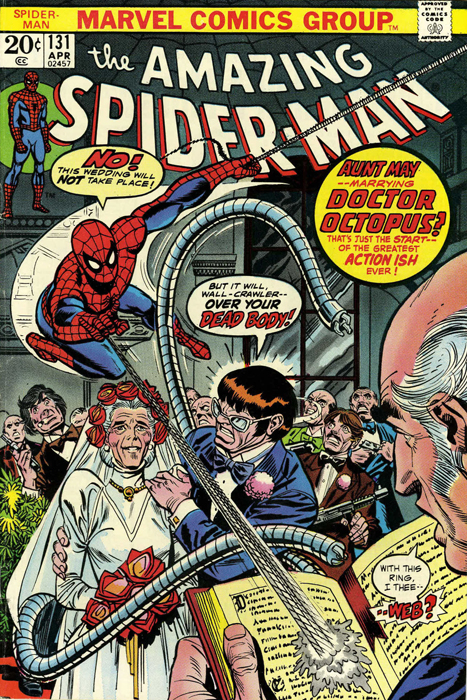 THE AMAZING SPIDER-MAN vol.1 nº 131