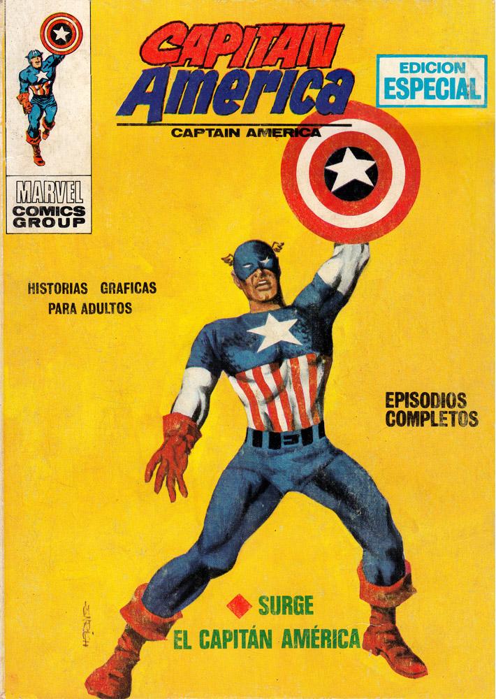 Capitan America 1.1000