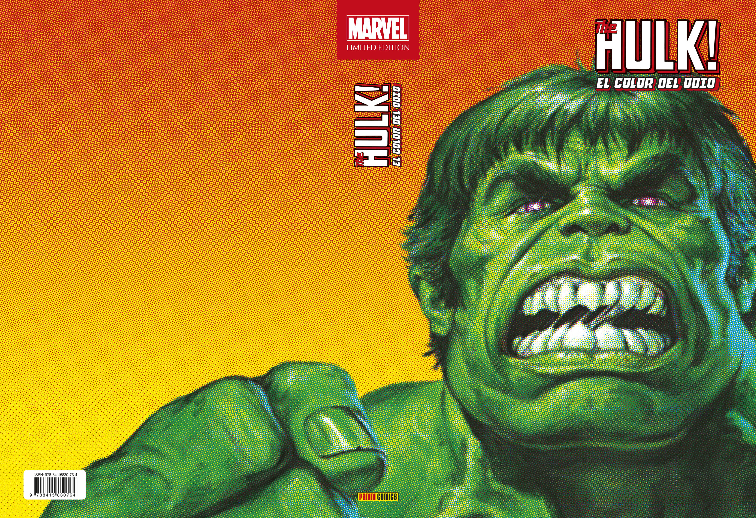 Marvel Limited Edition. The Hulk 1