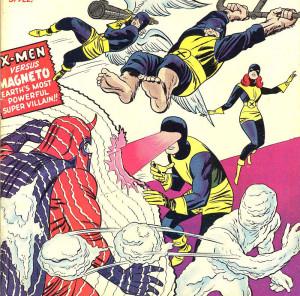 The_X-Men_N°1_portada