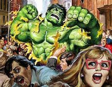rampaging hulk #16A 2