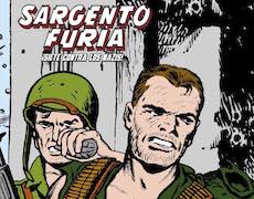Marvel Limited Edition. Sargento Furia Siete contra los nazis