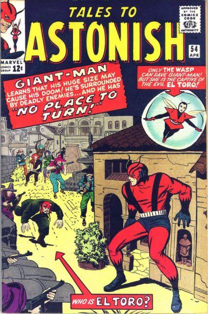 Tales to Astonish 54