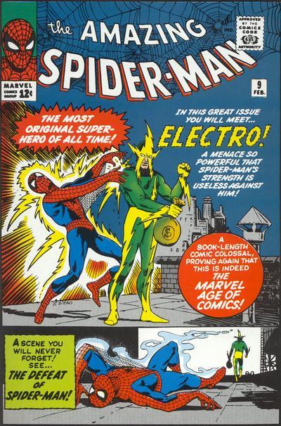 The Amazing Spider-Man 9