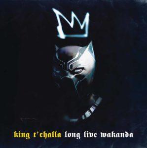 BLACK PANTHER #7 - Hip Hop