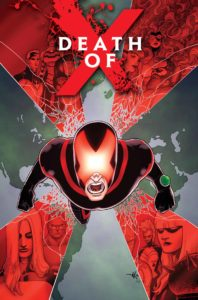 DEATH OF X #1 (of 4)