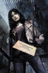 JESSICA JONES #1 - Maleev