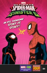 MARVEL UNIVERSE ULTIMATE SPIDER-MAN: VS. THE SINISTER SIX #4