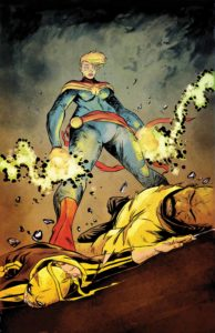 POWER MAN AND IRON FIST #9