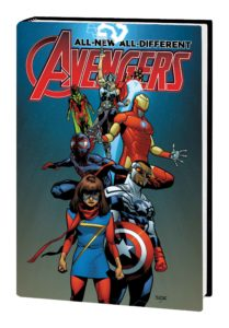 ALL-NEW, ALL-DIFFERENT AVENGERS VOL. 1 HC