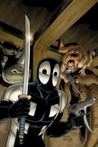 DEADPOOL: BACK IN BLACK #4 (of 5)