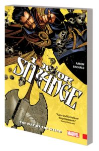 DOCTOR STRANGE VOL. 1: THE WAY OF THE WEIRD TPB