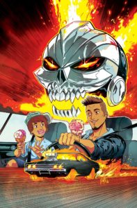 GHOST RIDER #1 - Smith