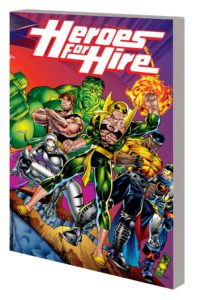 LUKE CAGE, IRON FIST & THE HEROES FOR HIRE VOL. 1 TPB