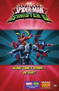 MARVEL UNIVERSE ULTIMATE SPIDER-MAN VS. THE SINISTER SIX #5
