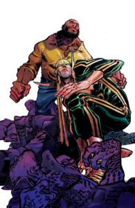 POWER MAN AND IRON FIST #10