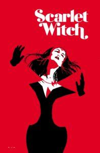 SCARLET WITCH #12