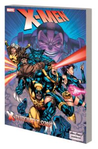 X-MEN: X-CUTIONER'S SONG TPB (NEW PRINTING)