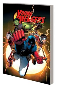 YOUNG AVENGERS BY ALLAN HEINBERG & JIM CHEUNG: THE COMPLETE COLLECTION TPB