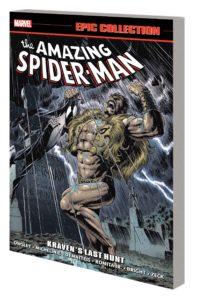 AMAZING SPIDER-MAN EPIC COLLECTION: KRAVEN'S LAST HUNT TPB