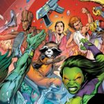 GUARDIANS OF THE GALAXY: MOTHER ENTROPY #3 (of 5)