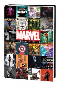 MARVEL: THE HIP-HOP COVERS VOL. 2 HC