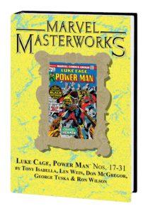 MARVEL MASTERWORKS: LUKE CAGE, POWER MAN VOL. 2 HC — VARIANT EDITION VOL. 248 (DM ONLY)
