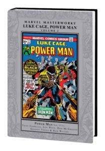 MARVEL MASTERWORKS: LUKE CAGE, POWER MAN VOL. 2 HC
