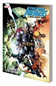 NEW AVENGERS BY BRIAN MICHAEL BENDIS: THE COMPLETE COLLECTION VOL. 5 TPB
