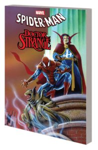 SPIDER-MAN/DOCTOR STRANGE: THE WAY TO DUSTY DEATH TPB