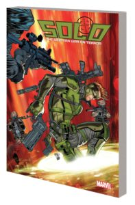 SOLO: THE ONE MAN WAR ON TERROR TPB