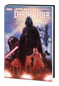 STAR WARS: DARTH VADER BY KIERON GILLEN & SALVADOR LARROCA OMNIBUS HC