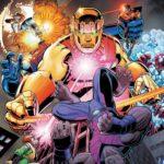 X-MEN: BLUE #3 - Portada alternativa