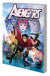 YOUNG AVENGERS BY ALLAN HEINBERG & JIM CHEUNG: THE CHILDREN'S CRUSADE TPB