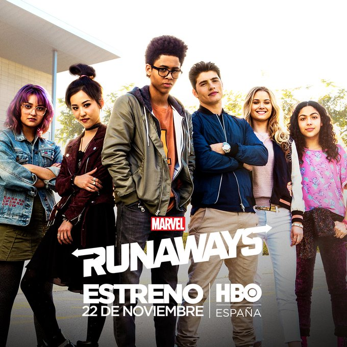 Runaways 1x01