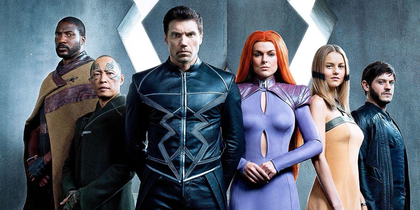 Inhumans 1x07
